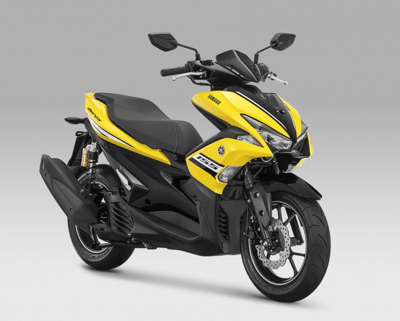 Aerox 155VVA R-Version Racing Yellow