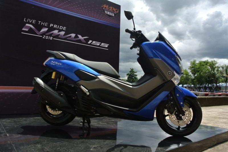 Test Racelogic Secara Fair, Mana yang Lebih Unggul Yamaha NMAX 2018 VS New Honda PCX 150?