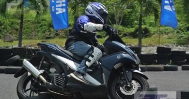 Fun Riding Competition Aerox 155