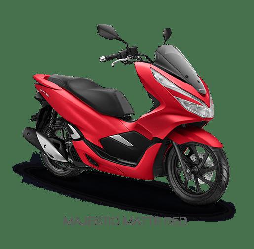 Sparepart New Honda PCX 150 Merah