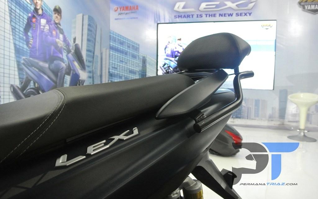 5 Aksesoris Yamaha Lexi Ini Bisa Dongkrak Kegantengan dan Fungsional!