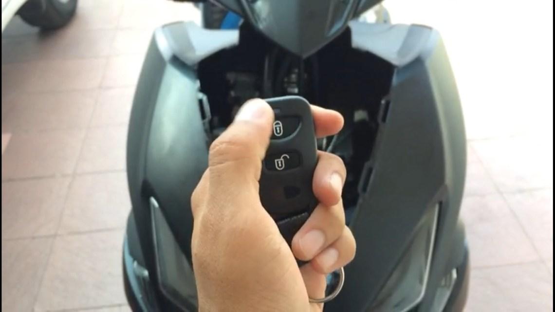 REV Immobilizer Yamaha Aerox 155: Alarm Canggih Dengan Garansi 1 Tahun
