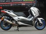 Modifikasi Yamaha XMAX 250