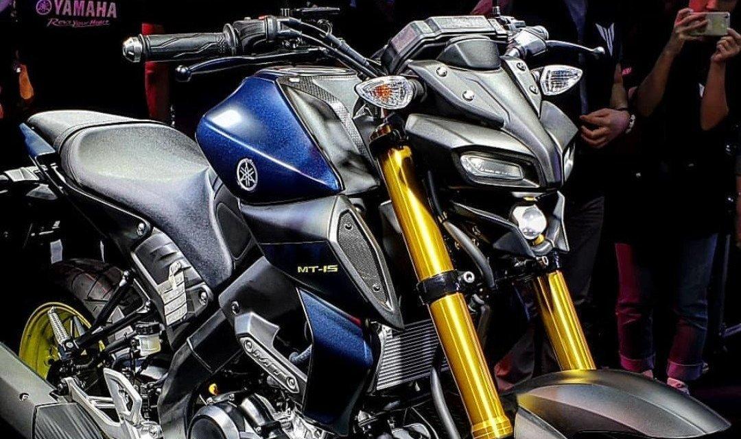 Gelar Motor Sport Naked 150cc Terbaik Layak Disandang Oleh Yamaha MT-15
