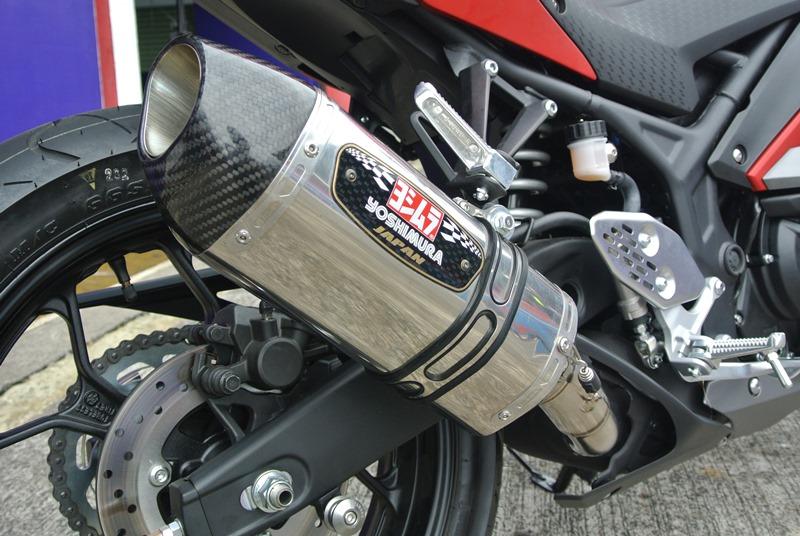 10 Aksesoris New Yamaha R25 Berikut Ini Bikin Motor Jadi Auto Ganteng!
