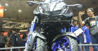 First Impression Yamaha Niken