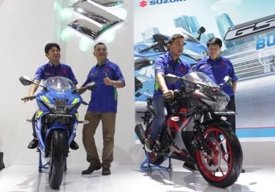 Kelebihan Suzuki GSX-R150 ABS