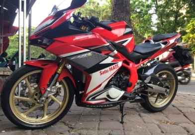modifikasi mesin Honda CBR250RR