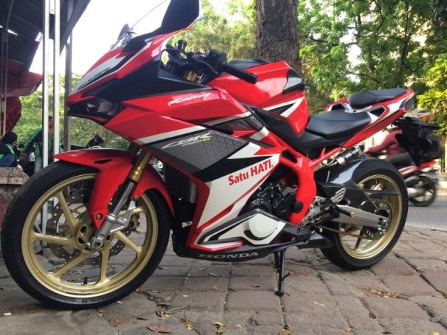 Modifikasi Mesin Honda CBR250RR: Tampang Standar, Power Tembus 43,4HP..!!