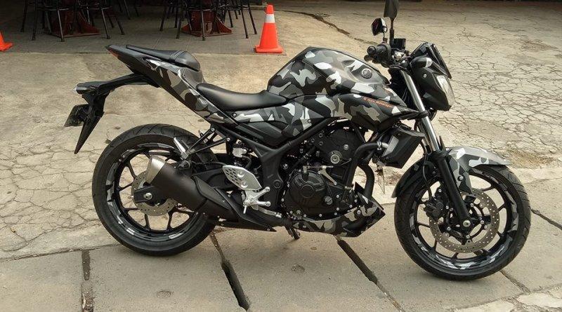 Recall Yamaha R25 dan MT25 yang ketiga