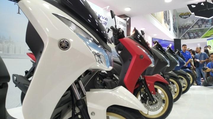 Yamaha Lexi MAXI Signature: Makin Elegan Dengan Sentuhan Warna Hitam dan Emas!