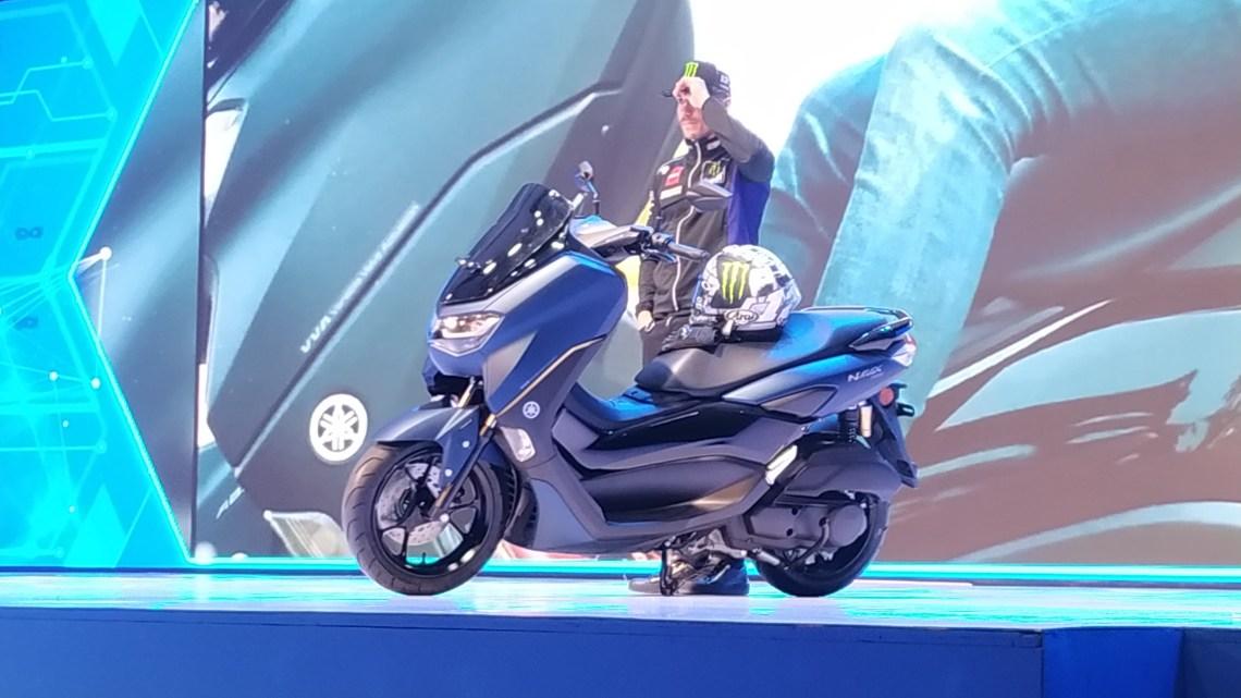 YIMM Resmi Launching New Yamaha NMAX, Sudah Keyless & Desain Lebih Fresh!