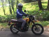 Review Kawasaki W175 TR
