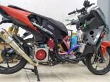 modifikasi Yamaha Lexi 125