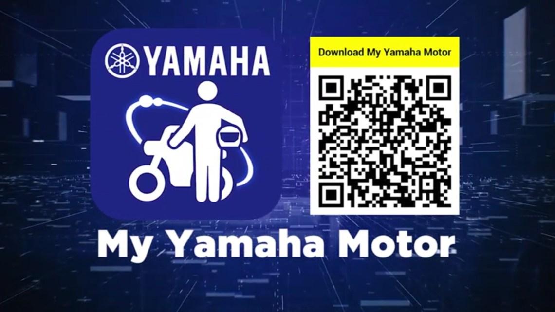 Yuk Download Aplikasi My Yamaha Motor, Menunya Banyak & Fungsinya Maksimal Banget!