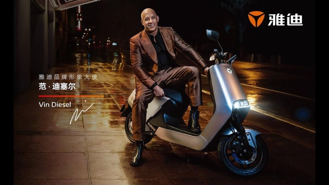 Kalahkan Hero, Yadea Motor Listrik China Jadi Pabrikan Sepeda Motor Terlaris di Dunia 2020!