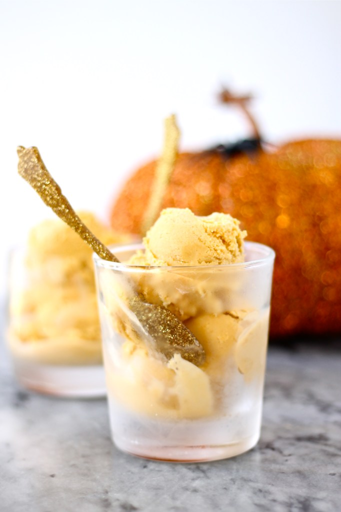 Pumpkin Beer Ice Cream