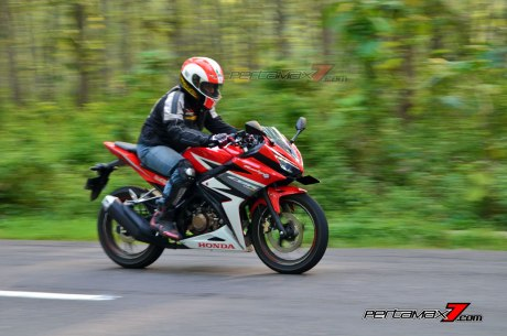 Testride All New Honda CBR150R 2016