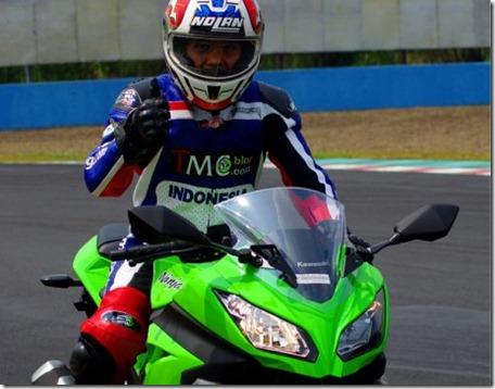 tmcblog test ride new ninja 25 fi