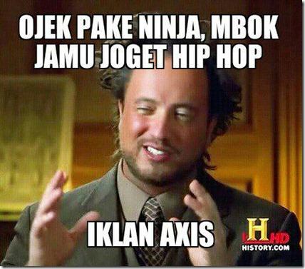 iklan axis