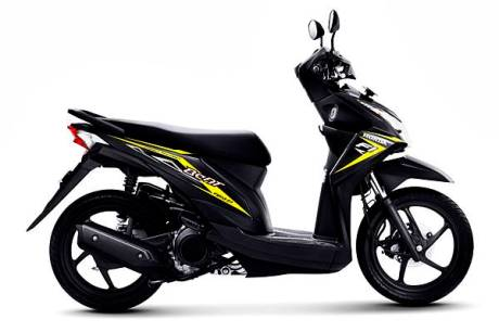 All new Honda BeAT warna baru 2014 4