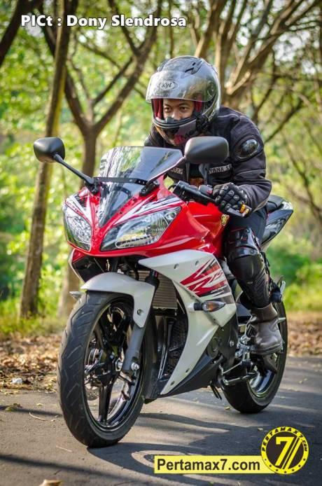Testride Yamaha YZF-R15 Indonesia 12