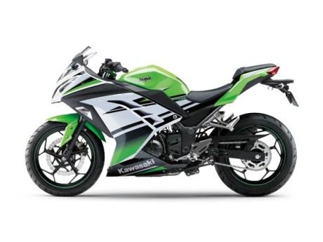 Kawasaki Ninja 250 edisi 30 tahun 0