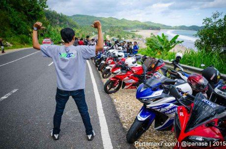Jambore Daerah Yamaha R15 Se Jawa Timur