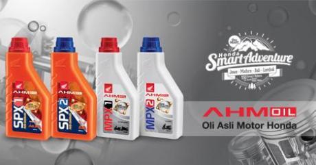 AHM Oil Smart Adventure