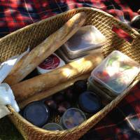 Millbrook Winery - picnic time!