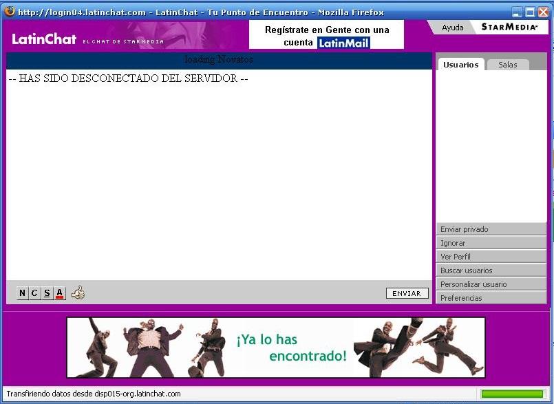 latin chat hotmail com peru: