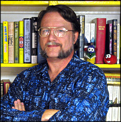 Bill Peschel, author and publisher of the Peschel Press