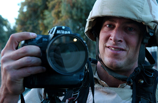 Jeremy Lock: The Chuck Norris of Military Photography portrait