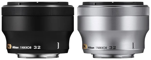 Nikon Debuts Super Fast 35mm f/1.2 Lens for Nikon 1 Mirrorless Cameras nikon1lens
