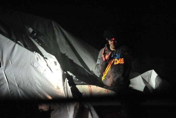 Officer Releases Jarring Tsarnaev Arrest Photos to Protest Rolling Stone Cover bomber1