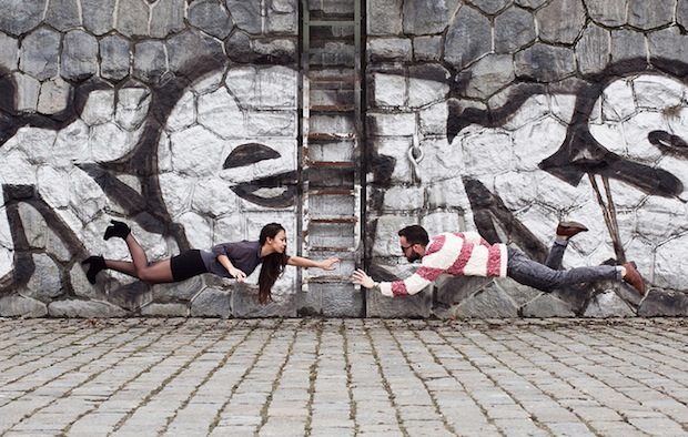 Photos of Falling Subjects Moments from Disaster falling5
