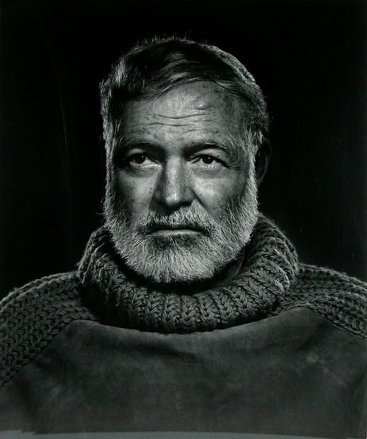 Portraits of the Bearded Men in an Ernest Hemingway Look Alike Contest realhemingway