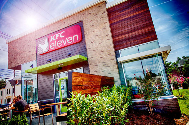 Shooting Photographs for the New KFC eleven Concept Restaurant 08152013 00571