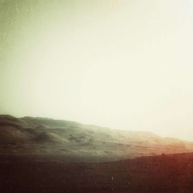 What Mars Would Look Like if Captured Using Instagram or Hipstamatic PIA16769 1 1