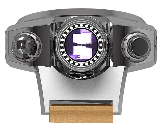 Hyetis Crossbow: A New Smartwatch that Packs a 41MP Camera hyetis
