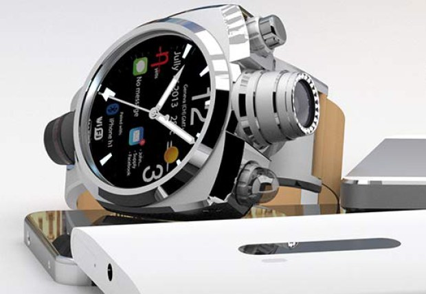 Hyetis Crossbow: A New Smartwatch that Packs a 41MP Camera hyetis1