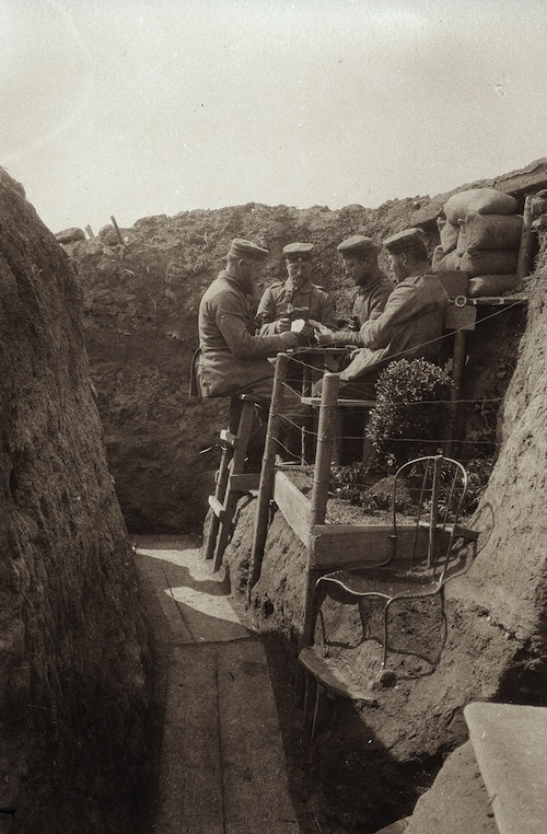 Never Before Seen WWI Photos Taken by a German Officer putney1