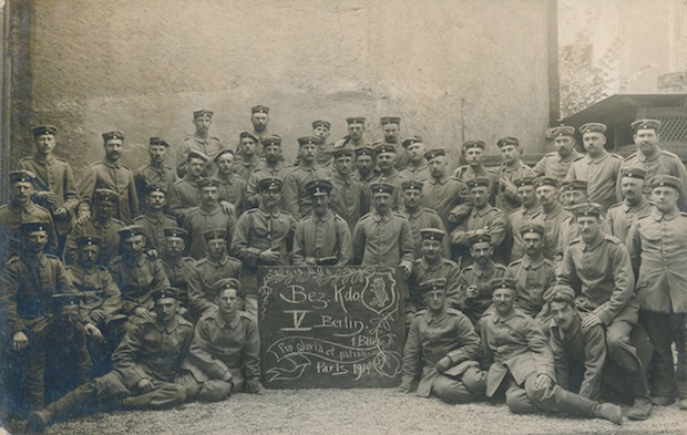 Never Before Seen WWI Photos Taken by a German Officer putney10