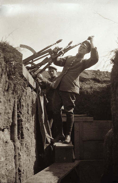 Never Before Seen WWI Photos Taken by a German Officer putney2