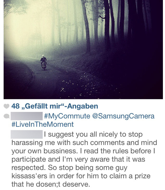 Controversy Erupts After Stolen Picture Wins Samsung Photo Contest samsungcontest5