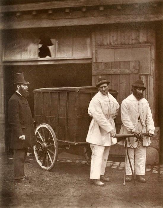 19th Century London Street Photography by John Thomson streetlife2
