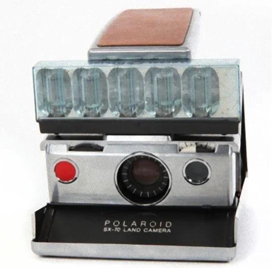Andy Warhols 1986 SX 70 Polaroid Land Camera Selling on eBay for $  50,000 warholpolaroid1