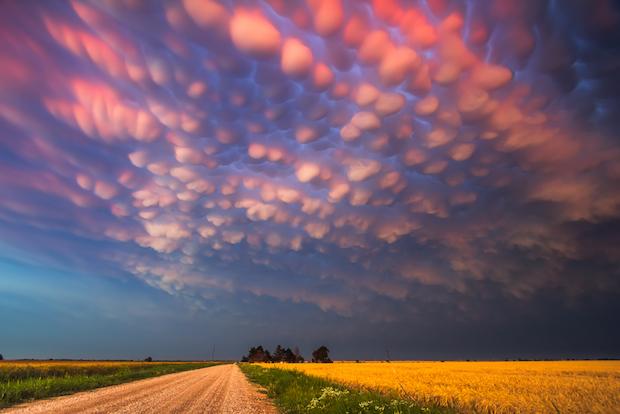 Mammatus Bulutlar