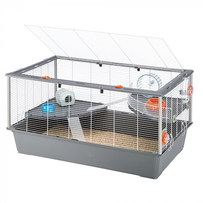 How to Choose Good Cages for Hamsters