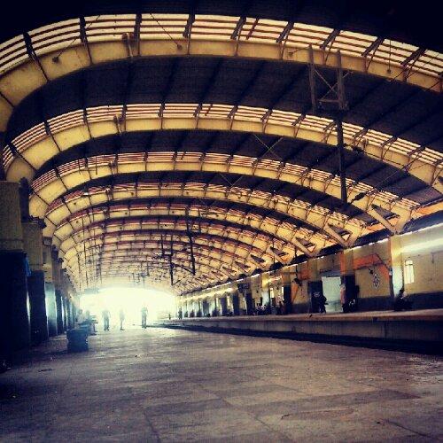 Chennai MRTS station